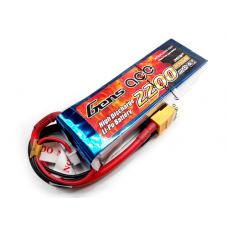 Gens ace 2200MAH 11.1V 60C Lipo Battery Pack